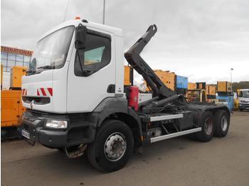 Haakarmsysteem vrachtwagen Renault Kerax