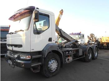 Haakarmsysteem vrachtwagen Renault Kerax 300