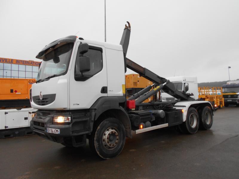 haakarmsysteem vrachtwagen Renault Kerax 370 DXI