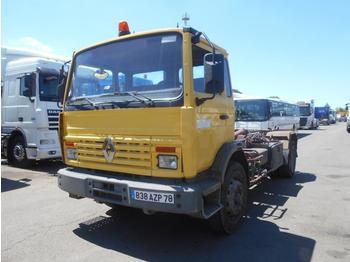 Haakarmsysteem vrachtwagen Renault Midliner 180