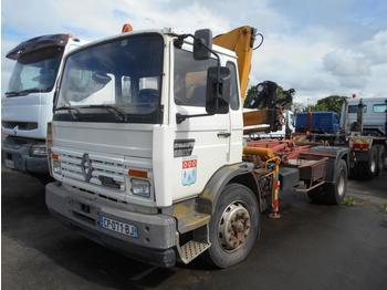 Haakarmsysteem vrachtwagen Renault Midliner 200