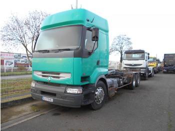 Haakarmsysteem vrachtwagen Renault Premium 420