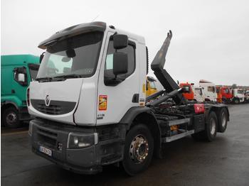 Haakarmsysteem vrachtwagen Renault Premium Lander 410