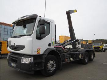 Haakarmsysteem vrachtwagen Renault Premium Lander 410 DXI