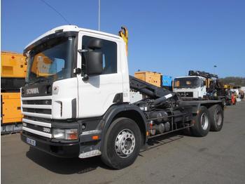 Haakarmsysteem vrachtwagen Scania C