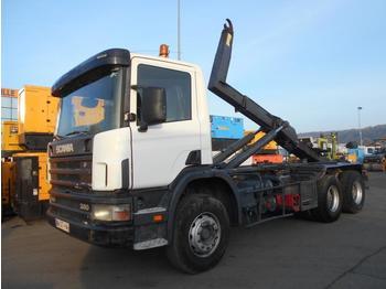 Haakarmsysteem vrachtwagen Scania C 114C380