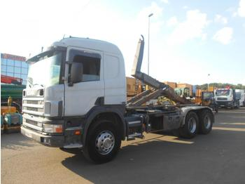 Haakarmsysteem vrachtwagen Scania C 124C420