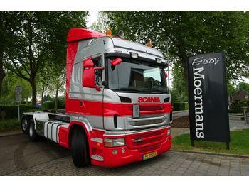 Haakarmsysteem vrachtwagen Scania G440 Highline 6x2*4 Abrollkipper