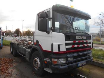 Haakarmsysteem vrachtwagen Scania G 114G380