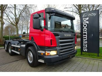 Haakarmsysteem vrachtwagen Scania P320 6x2*4 EURO 5