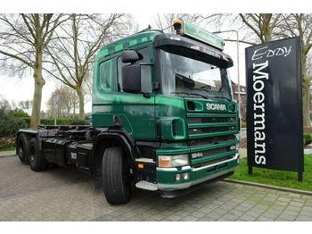 Haakarmsysteem vrachtwagen Scania P 124G 420 6x2