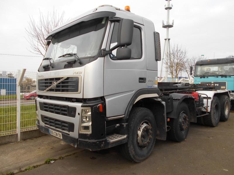 haakarmsysteem vrachtwagen Volvo FM12 380