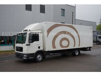 MAN TGL 7/8.180 BL Isolierkoffer 7,20m LBW E5 Luftge  - isotherm vrachtwagen