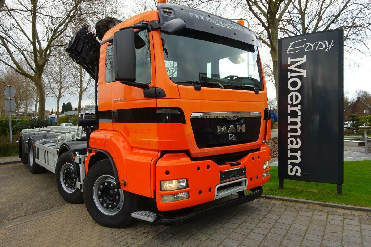 kabelsysteem truck MAN TGS 35.440 8x2*6