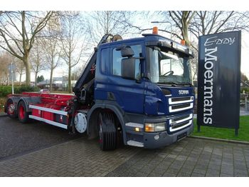 Kabelsysteem truck Scania P320 6x2*4 Kran + Container
