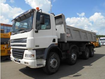 Kipper vrachtwagen DAF 85CF 380