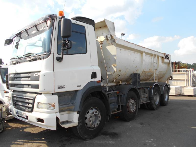 kipper vrachtwagen DAF CF85 360