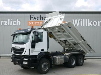 Kipper vrachtwagen Iveco AD 260T45 6x4*Retarder*Meiller 3Seiten*Bordmatik