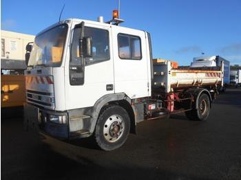 Kipper vrachtwagen Iveco Eurocargo 130E18