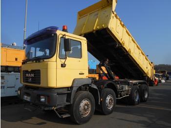 Kipper vrachtwagen MAN FE 360 A