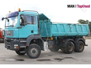 MAN TGA 26.480 BB, Meiller, Boardmatic, dumpers / tippers - kipper vrachtwagen
