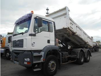 Kipper vrachtwagen MAN TGA 33.360