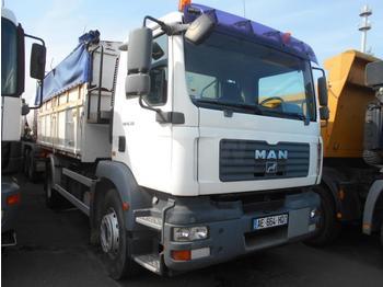 Kipper vrachtwagen MAN TGM 18.330
