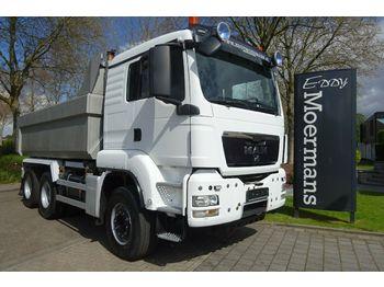 Kipper vrachtwagen MAN TGS 26.540 L 6x4 AP Achsen