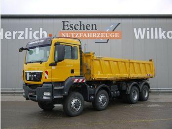 Kipper vrachtwagen MAN TGS 35.440 8x6BB Meiller 3-Seiten, Klima, 1.Hand