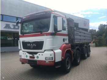 MAN TGS 41.440 BB, dumpers / tippers - kipper vrachtwagen