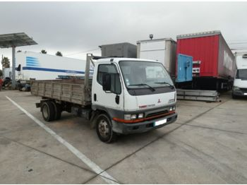 MITSUBISHI Canter FE649 Turbo left hand drive 3.9 diesel 3 way - kipper vrachtwagen