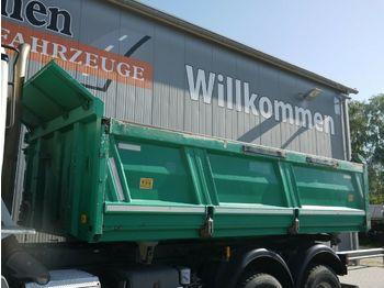 Kipper vrachtwagen Meiller 3 Seiten Kippaufbau mit Bordmatik