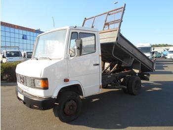 Kipper vrachtwagen Mercedes 709D
