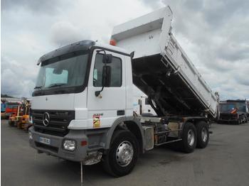 Kipper vrachtwagen Mercedes Actros 3336
