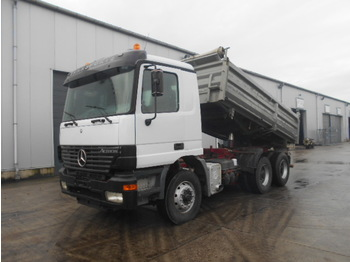 Mercedes-Benz Actros 2648 (BIG AXLE / 10 TIRES) - kipper vrachtwagen