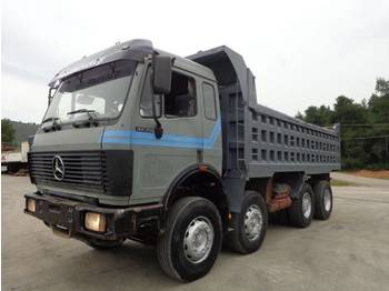 Mercedes Benz MERCEDES BENZ 3235(8X4) WITH RETARDER ! - kipper vrachtwagen