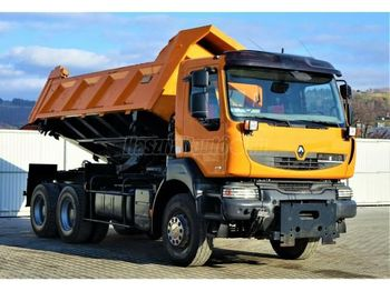 RENAULT Kerax 410 dxi 3 old Bordmatic Billencs - kipper vrachtwagen