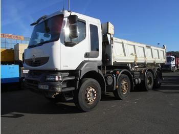 Kipper vrachtwagen Renault Kerax 410 DXI