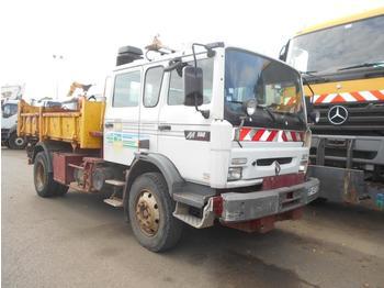 Kipper vrachtwagen Renault Midliner 180