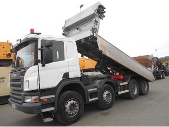 Kipper vrachtwagen Scania P 400