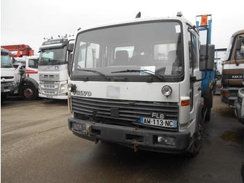 Kipper vrachtwagen Volvo FL6 12