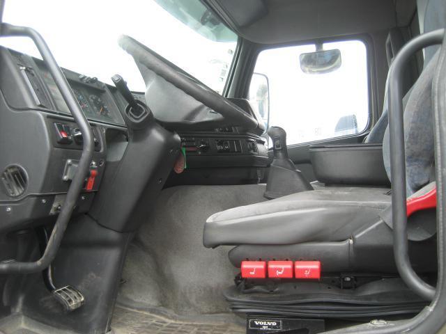 kipper vrachtwagen Volvo FM12