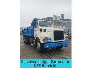 Kipper vrachtwagen Volvo N 1225 Hinter Kipper 6X2 !!TOP-ZUSTAND!!