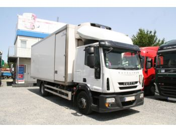 Koelwagen vrachtwagen Iveco 120 E 25 EURO 6,,ADDITIVES,2X,SELECTION,380 V
