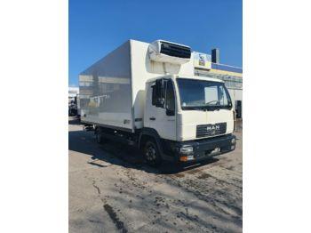 Koelwagen vrachtwagen MAN LE 8.180 Tiefkühlkoffer Xarios 500