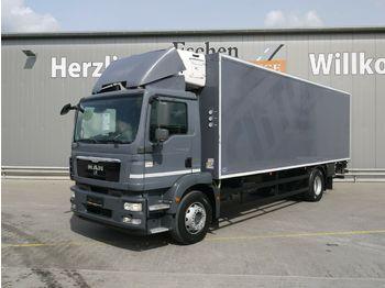 Koelwagen vrachtwagen MAN TGM 18.250 LL Multi-Temp*Carrier 950*Diesel/Netz