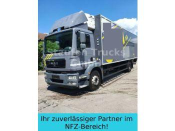 Koelwagen vrachtwagen MAN TGM  18.290 Multi temp TK Koffer Carrier 3 Kamme
