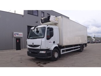Koelwagen vrachtwagen Renault Midlum 270 DXI (CARRIER FRIDGE / BELGIAN TRUCK IN PERFECT CONDITION / 18 TON)