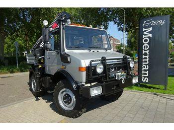 Kraanwagen Unimog U1200 - 427/10 4x4