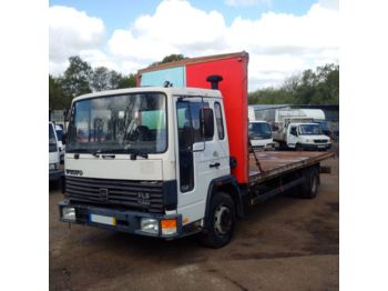 VOLVO FL611 Turbo left hand drive 11 ton on springs low miles - openbakwagen vrachtwagen